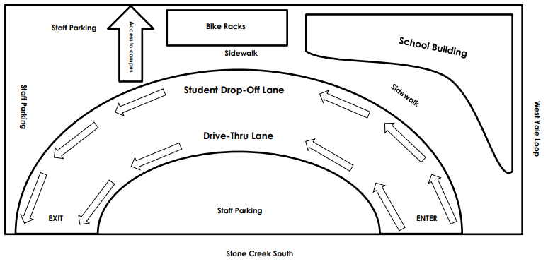 Parking Sketch