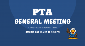 General PTA Meeting