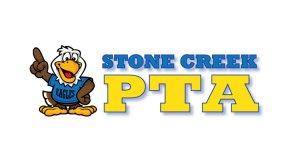 Stone Creek PTA with eagle
