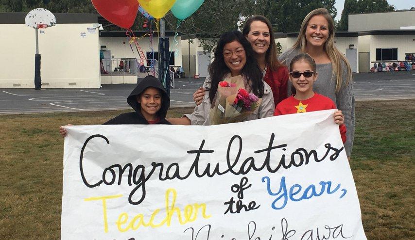 Stone Creek Teacher of the Year 2018