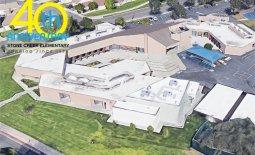 40th anniversary photo of school