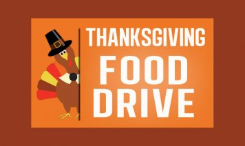 Thanksgving Food Drive