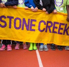 stone creek banner